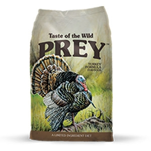 Taste of the Wild® Prey™ Limited Ingredient Turkey Formula for Dogs