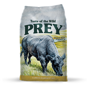 Taste of the Wild® Prey™ Beef Limited Ingredient Formula Cat Food
