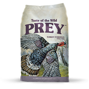 Taste of the Wild® Prey™ Turkey Limited Ingredient Formula Cat Food