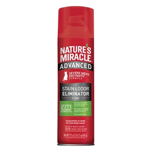 Nature's Miracle® Advanced Cat Stain and Odor Eliminator Foam