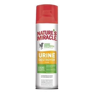 Nature's Miracle® Dog Urine Destroyer Foam