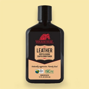 Warhorse® Deep Cleaning Leather Soap & Conditioner