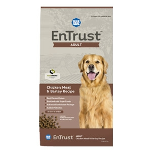 Blue Seal® EnTrust™ Adult - Chicken Meal & Barley Recipe for Dogs