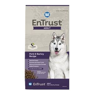 Blue Seal® EnTrust™Adult - Pork & Barley Recipe for Dogs
