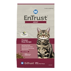 Blue Seal® EnTrust™ Adult Cat - Chicken Meal Recipe