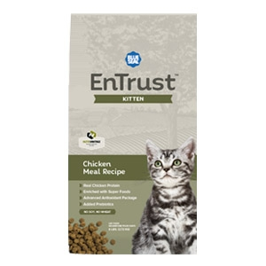 Blue Seal® EnTrust™ Kitten - Chicken Meal Recipe
