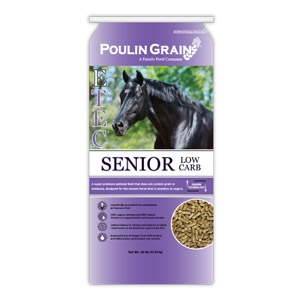 E-TEC® Senior Low Carb Horse Feed