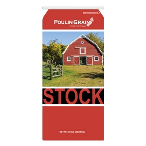 Poulin Grain® 16% Stock NCA Sweet Feed