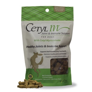 Cetyl M® Immune Support Soft Chews for Dogs
