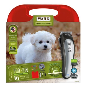 Wahl® PRO ION® Rechargeable Cordless Pet Clippers