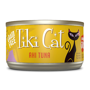 Tiki Cat Hawaiian Grill, 8/6 Oz