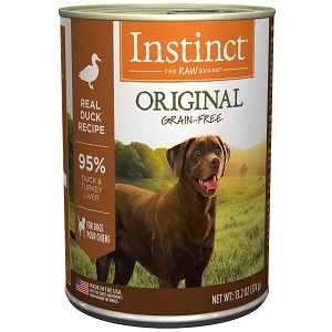 Nature's Variety Instinct Can Dog Duck 12/13.2 oz