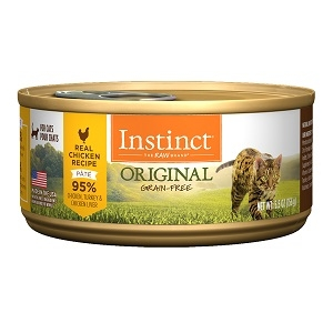 Nature's Variety Instinct Can Cat Chicken with Turkey 12/5.5 oz