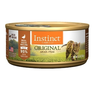Nature's Variety Instinct Can Cat Duck 24/3 oz. and 12/5.5 oz