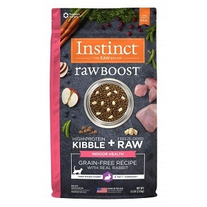 Nature's Variety Instinct Rabbit Meal Formula - Cat 2.2 Lb 8/Case and 5.5 Lb Cat 4/Case