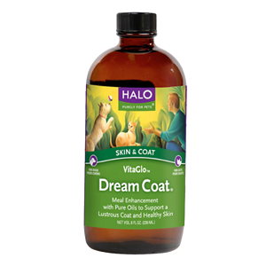 Halo DreamCoat® for Dogs and Cats 8 oz.