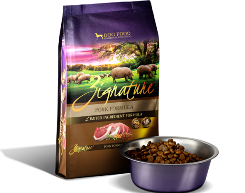 Zignature® Pork Formula for Dogs