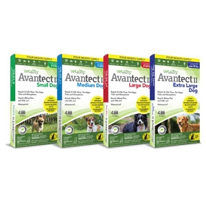 Vetality™ Avantect II for Dogs