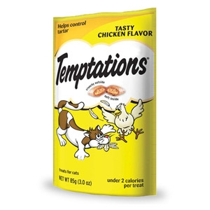 Temptations® Tasty Chicken Classic Flavor Treats for Cats 6.3oz
