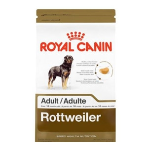 Royal Canin® Breed Health Nutrition® Rottweiler Adult Dry Dog Food 30 lbs.