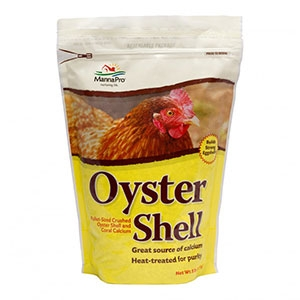 Manna Pro Oyster Shell 50lb