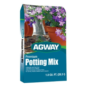 Agway® Premium Potting Mix 1 cuft