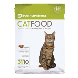 Southern States Cat Food 18 Pound