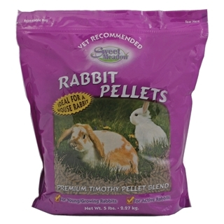 Sweet Meadow Rabbit Pellets 10 Pound