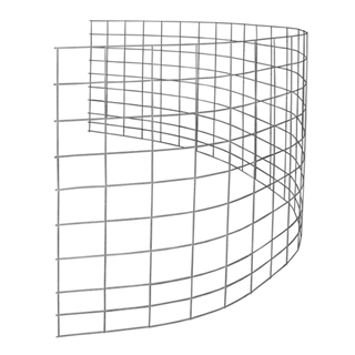 OK Brand Max 50-10 Fence Panel 5ga 50 inch x16 foot