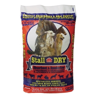 Stall Dry® Absorbent and Deodorizer (40#)