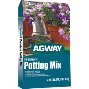 Agway® Premium Potting Mix (2 Cubic Foot)