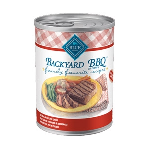 BLUE Family Favorite Recipes® Backyard BBQ for Adult Dogs