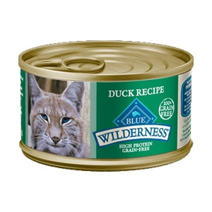 BLUE Wilderness® Duck Recipe for Adult Cats