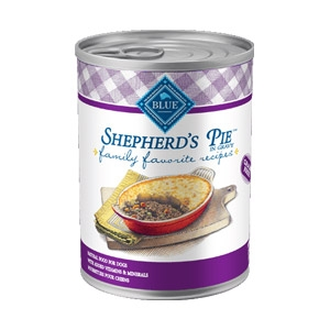 BLUE Family Favorite Recipes® Shepherd's Pie for Adult Dogs