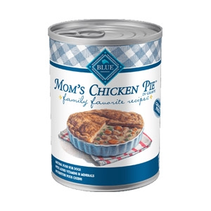 BLUE Family Favorite Recipes® Mom's Chicken Pie for Adult Dogs