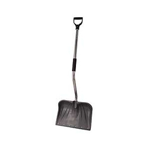Rugg Backsaver Poly Snow Shovel