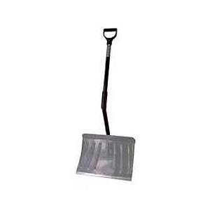 Aluminum Snow Shovel 18in