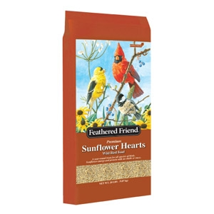 Feathered Friend® Sunflower Hearts (40#)