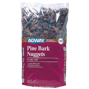 Agway Pine Bark Mini Nuggets 3 Cuft