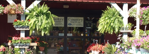 Welcome to Country Gardens Agway!