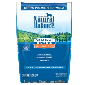 Natural Balance Original Ultra Dry Dog Food 30lb
