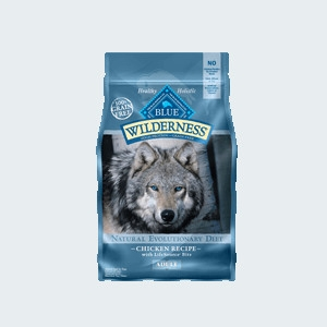 BLUE Wilderness® Chicken Recipe For Adult Dogs 24lb