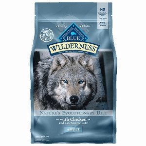 BLUE Wilderness® Chicken For Adult Dogs 24 lb.