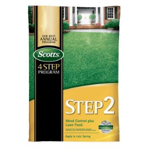 Scotts® STEP® 2 - Weed Control Plus Lawn Food 2
