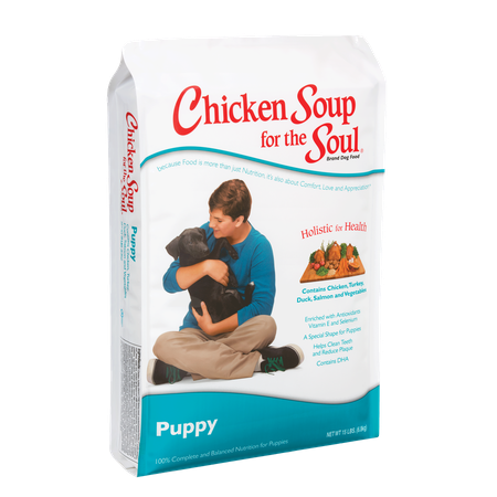 Chicken Soup for the Pet Lover's Soul® Dry Puppy Food