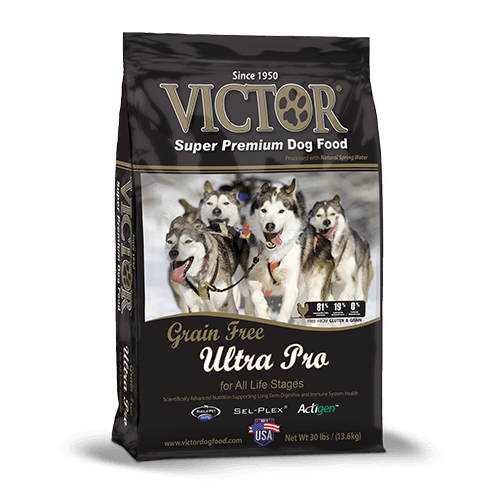 VICTOR Grain Free Ultra Pro Dry Dog Food
