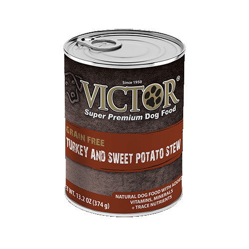 VICTOR® Turkey and Sweet Potato Stew Grain Free Canned Dog Food