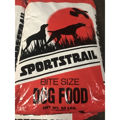 Sportstrail Bite Sized Dry Dog Food