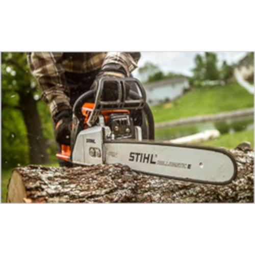 Save $50 on the MS 250 Chainsaw