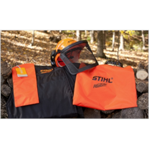 Save Now on the STIHL Woodcutter Kit!